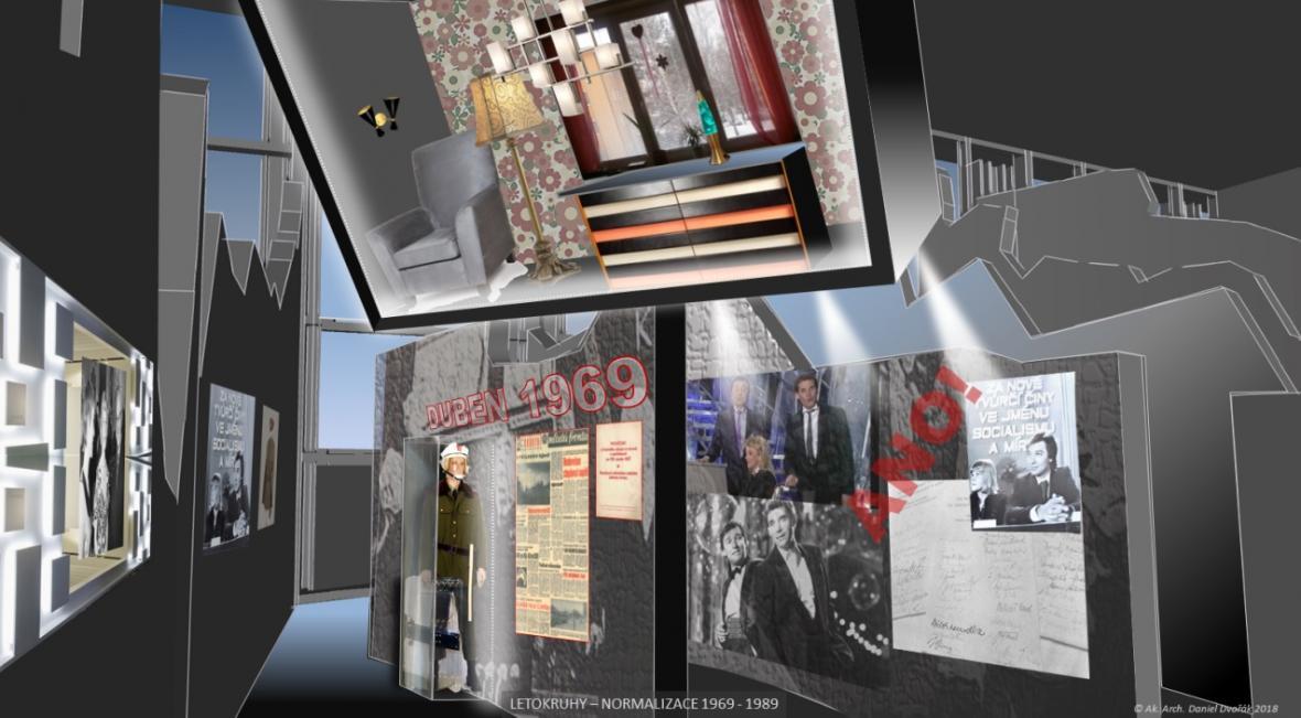 Expozice Národního muzea: 20. století