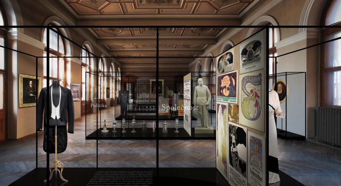 Expozice Národního muzea: Dějiny