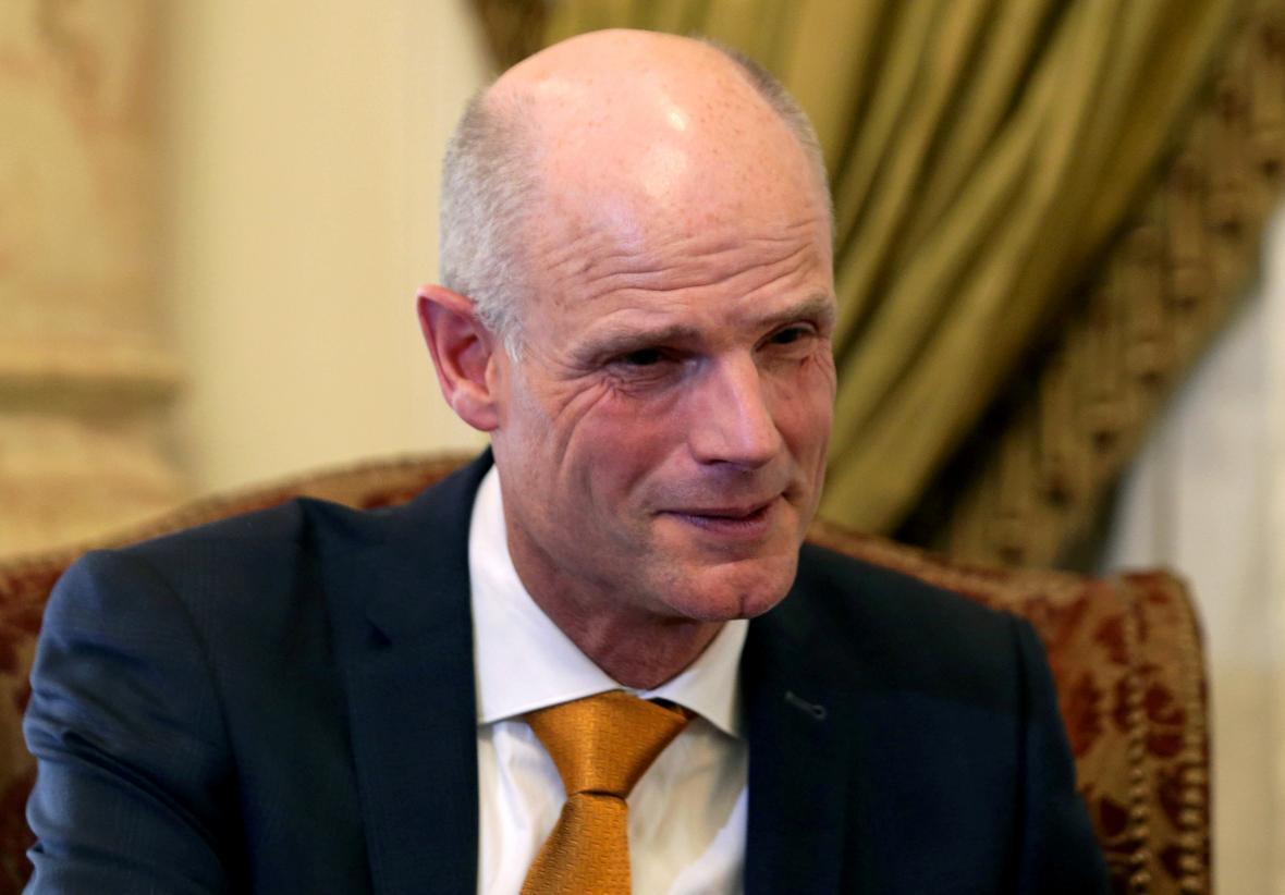 Nizozemský ministr zahraničí Stef Blok