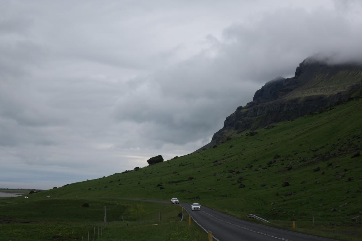 Route 1 na Islandu