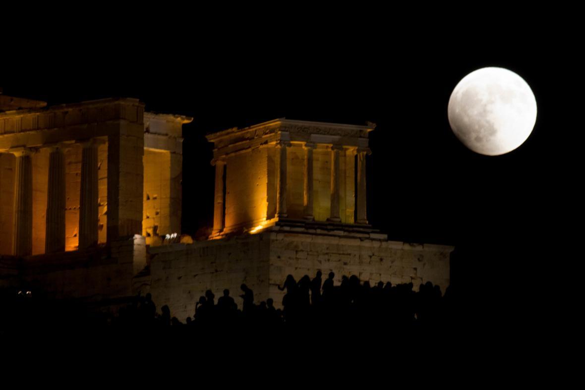 Atény, Řecko