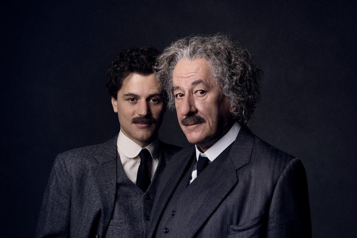 Génius – Einstein