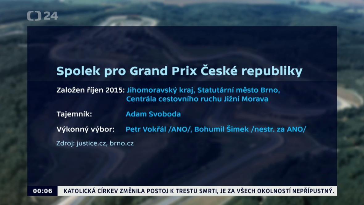 Spolek pro Grand Prix České republiky