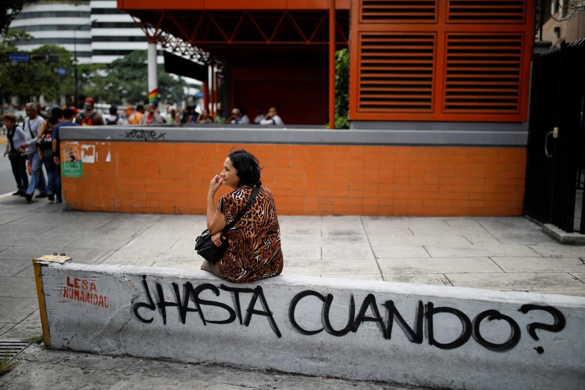 Ekonomická situace ve Venezuele se stále zhoršuje