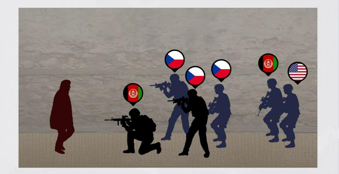 Útok na české vojáky v Afghánistánu