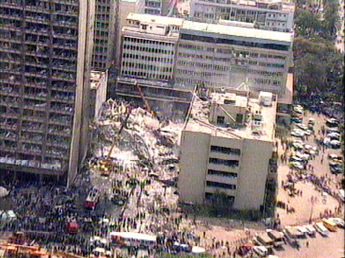 Teroristický útok Al-Káidy na ambasádu USA v Nairobi