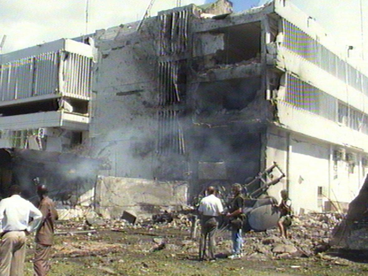 Teroristický útok Al-Káidy na ambasádu v Dáresalámu
