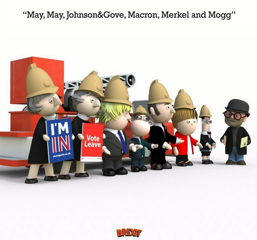 Komiks Brexit