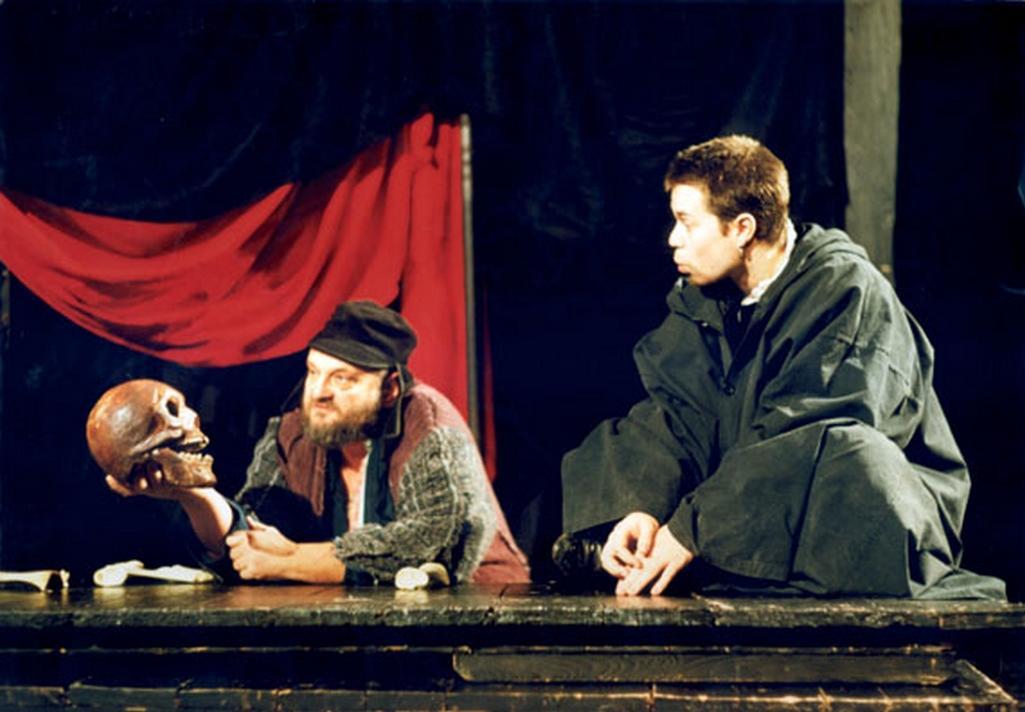 Hamlet v Divadle Petra Bezruče (1999)