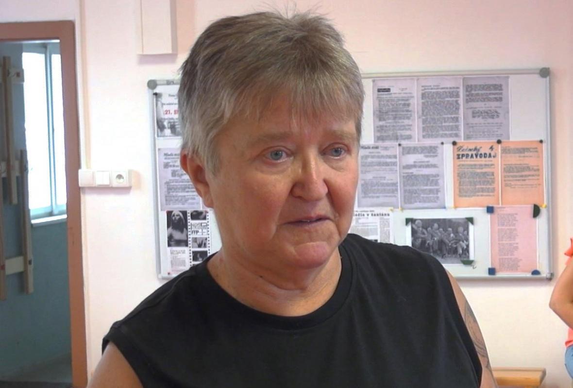 Sonja Vydrová