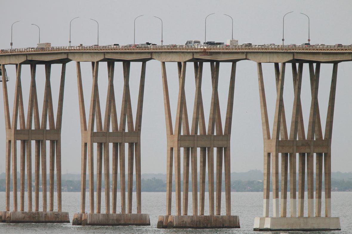 Morandiho most ve Venezuele