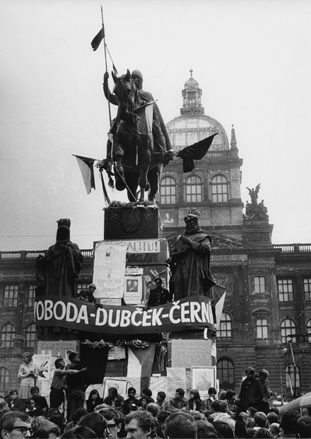 Ze soutěže Československo - fotografie roku ´68 (Czech Photo Centre)