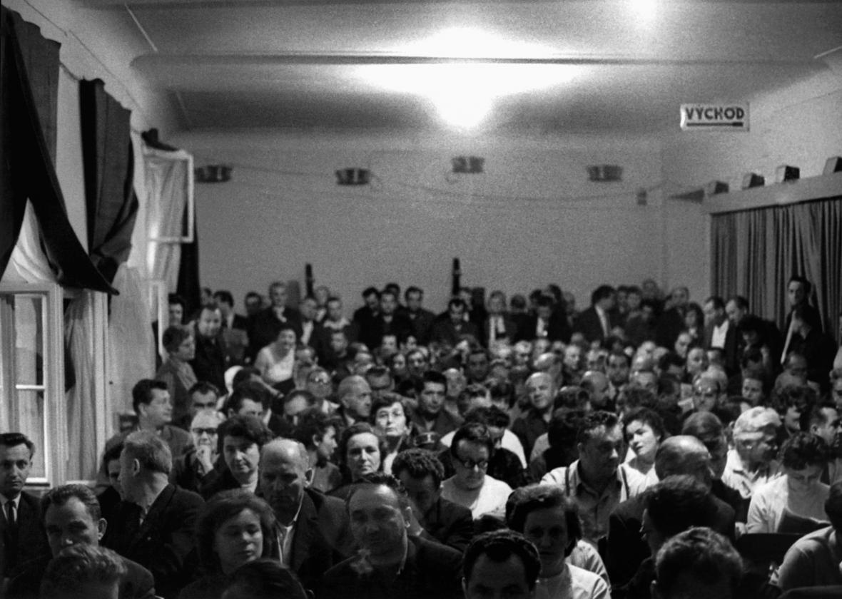 Jednání poslanců během vojenské okupace, srpen 1968