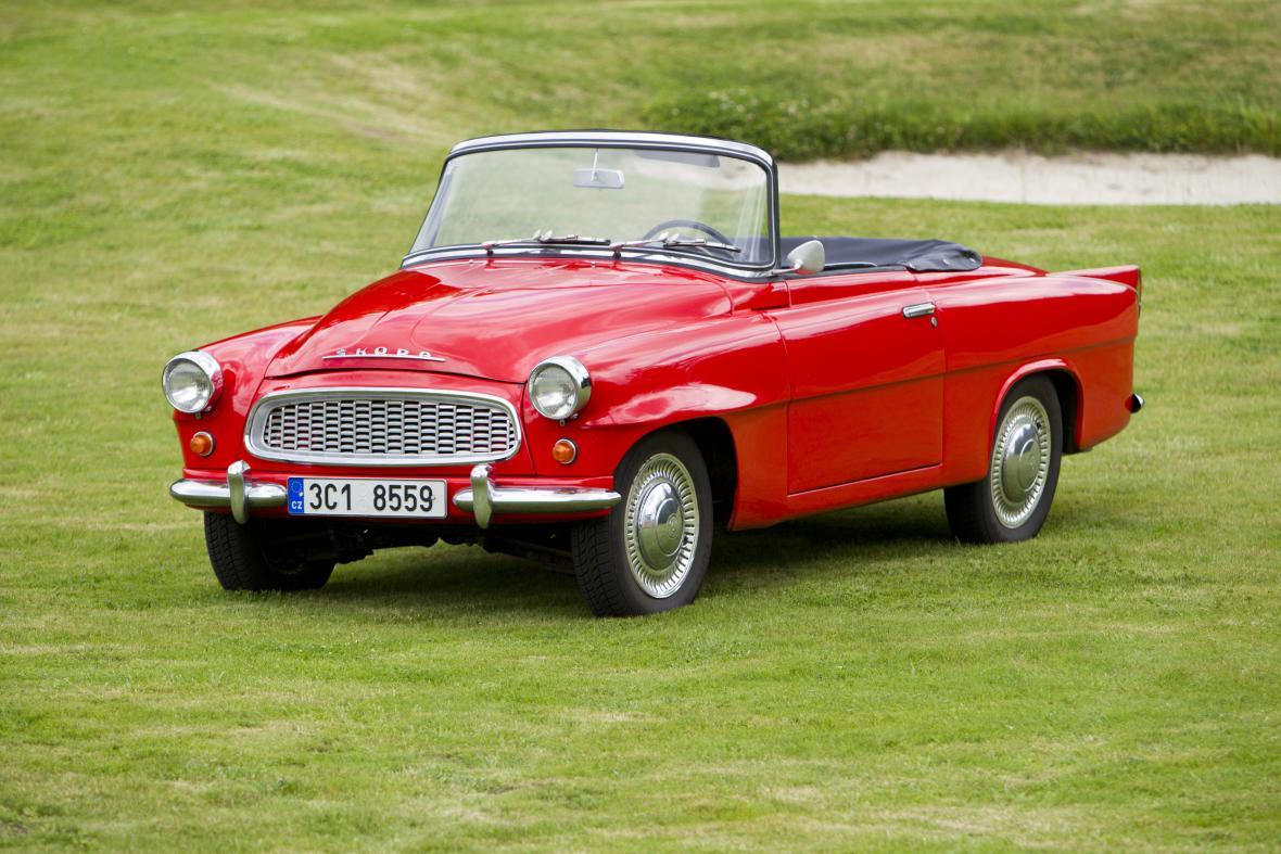 Škoda Felicia ve verzi cabrio