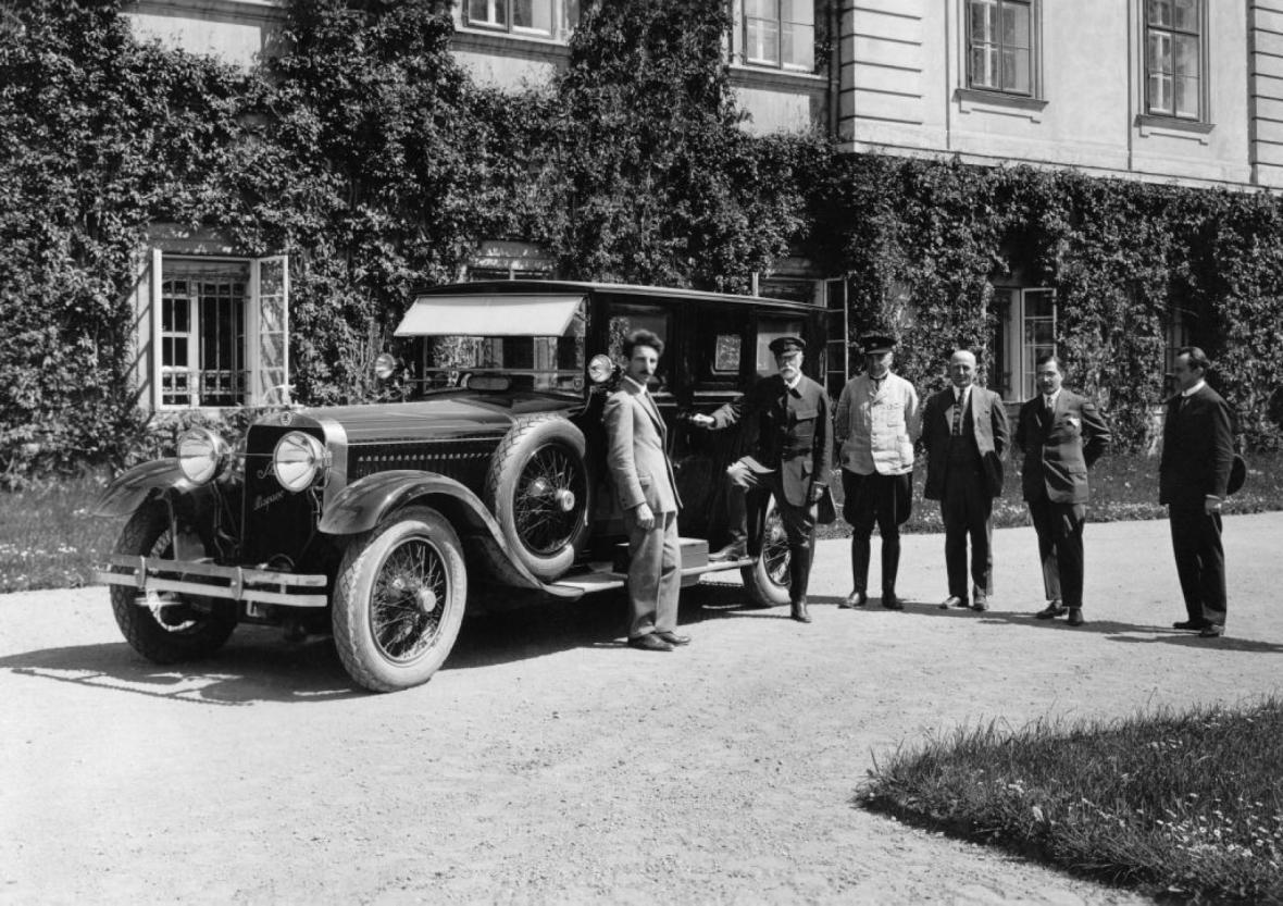 Škoda Hispan Suiza