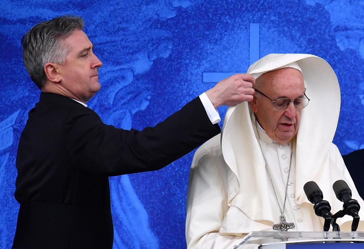 Papežova řeč v Knocku