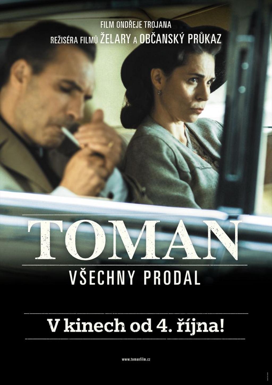 Plakát k filmu Toman