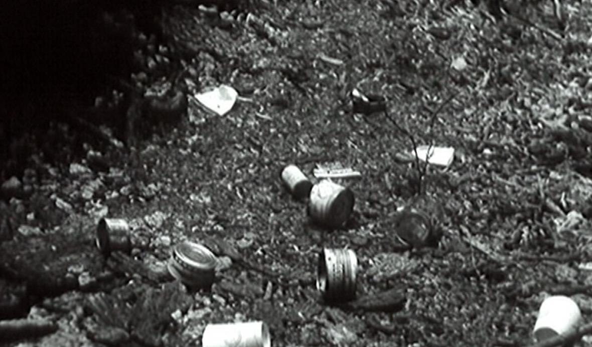Záběry ze Šumavy v roce 1962