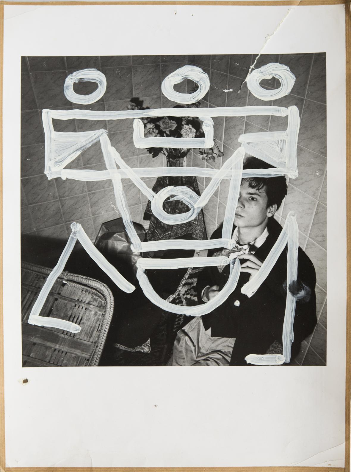 Z výstavy Adam Holý: Archiv I. (Ateliér Josefa Sudka)