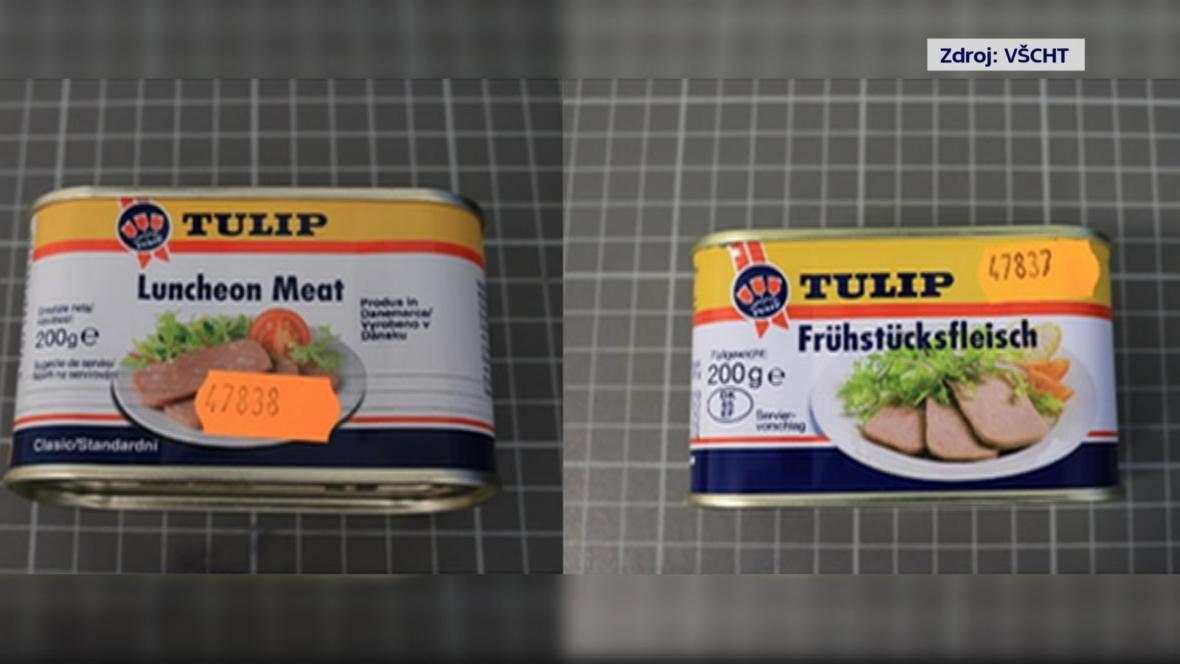 Lunchmeat dvojí kvality