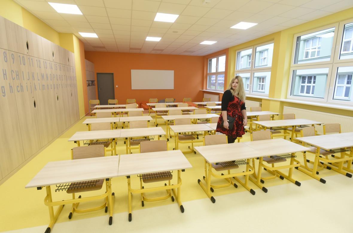 Stavba a provoz mateřských a základních škol jsou jedním z úkolů obcí. Na snímku nová část ZŠ Králův Dvůr na Berounsku