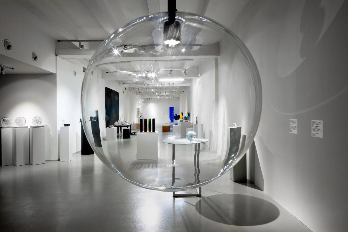 Z výstavy Stanislav Libenský Award 2018