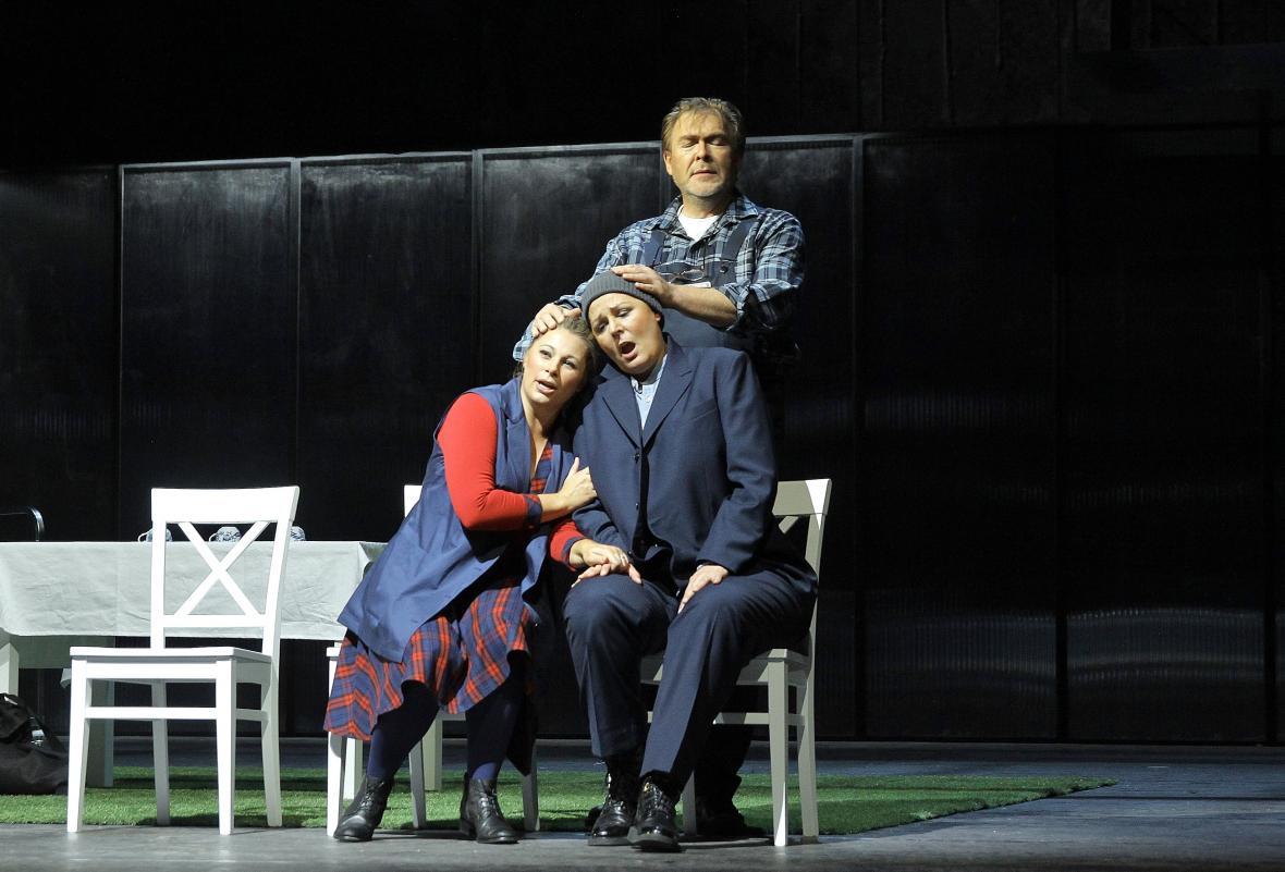 Fidelio ve Stavovském divadle