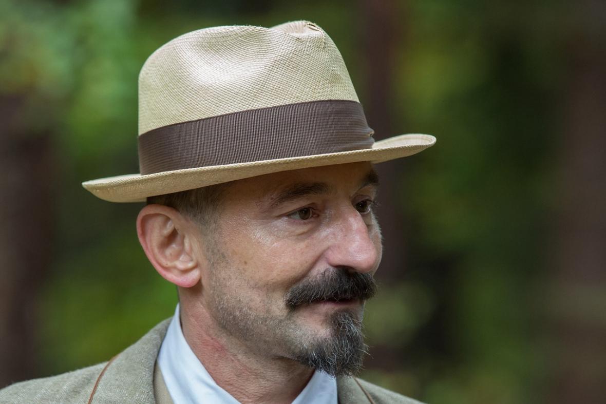 Z filmu Rašín / Ondřej Vetchý