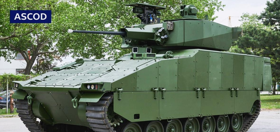 Bojové vozidlo pěchoty ASCOD