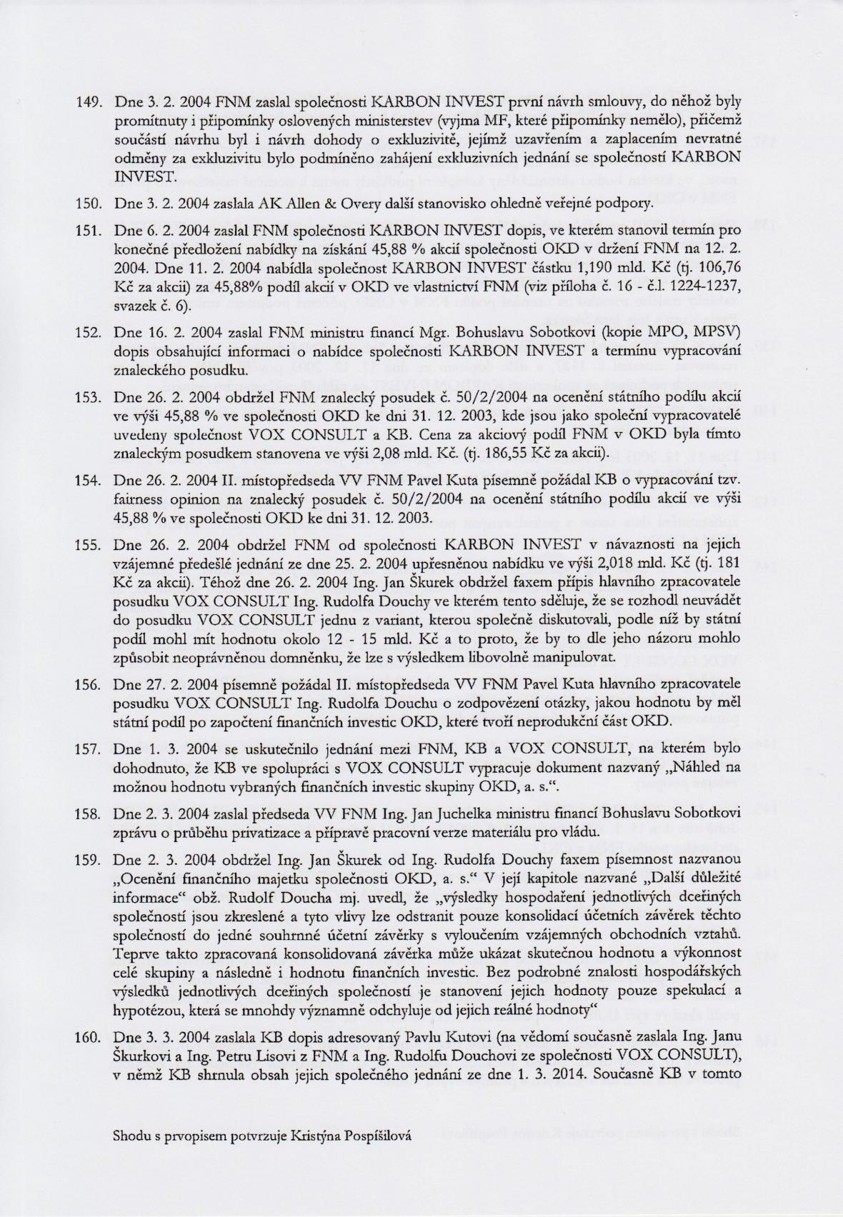 Rozsudek v kauze OKD – strana 22