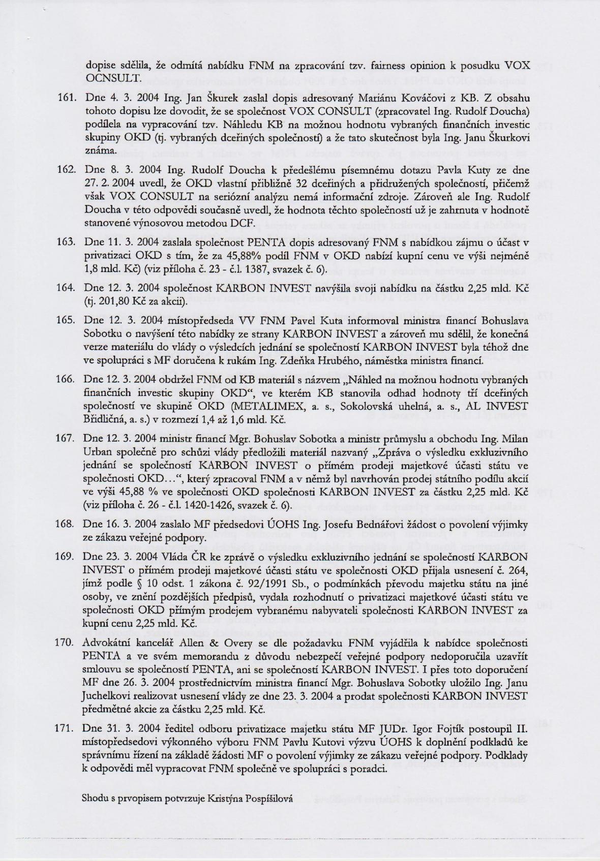Rozsudek v kauze OKD – strana 23