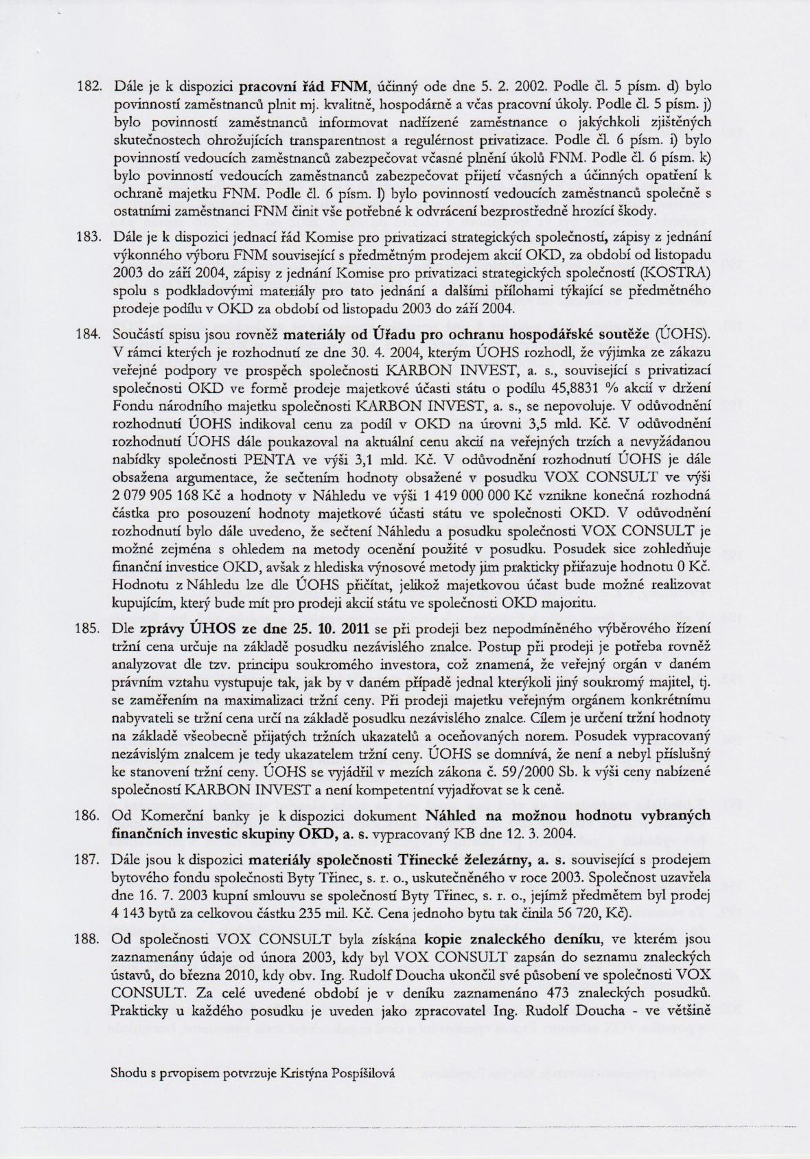 Rozsudek v kauze OKD – strana 25