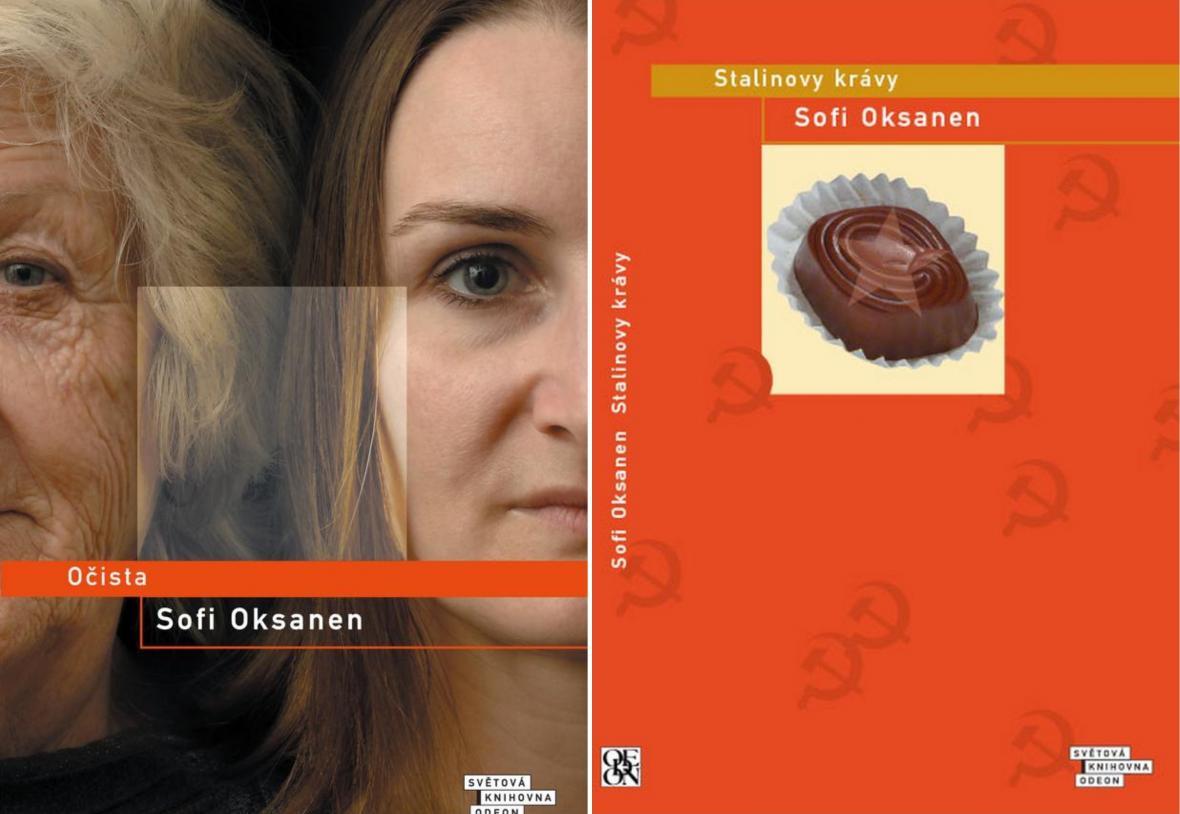Knihy Sofie Oksanenové