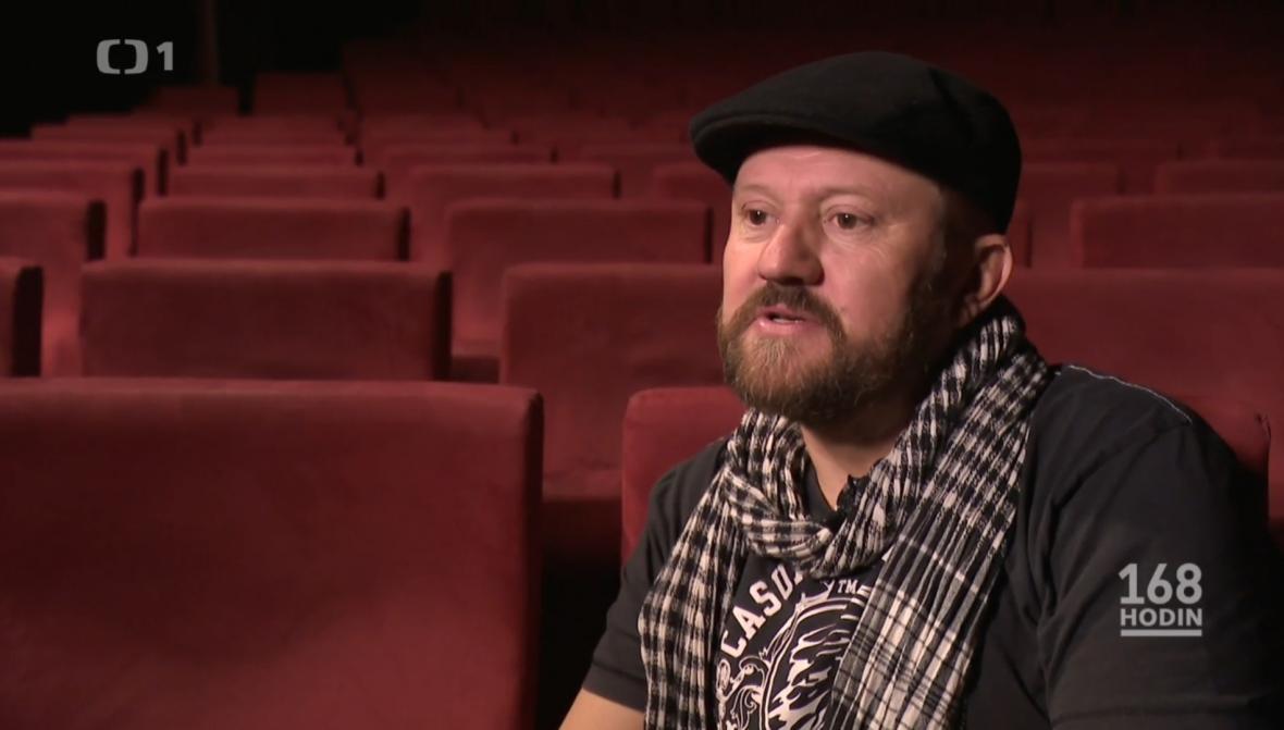 Karel Zima, herec