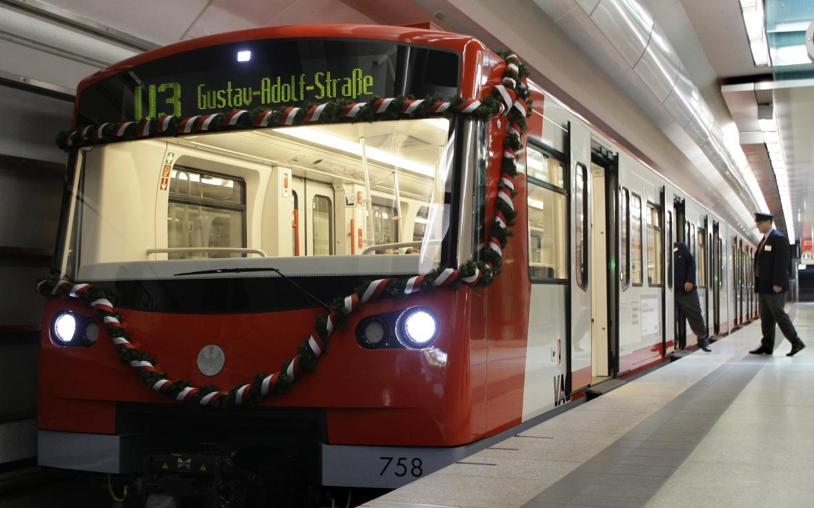 Norimberské metro