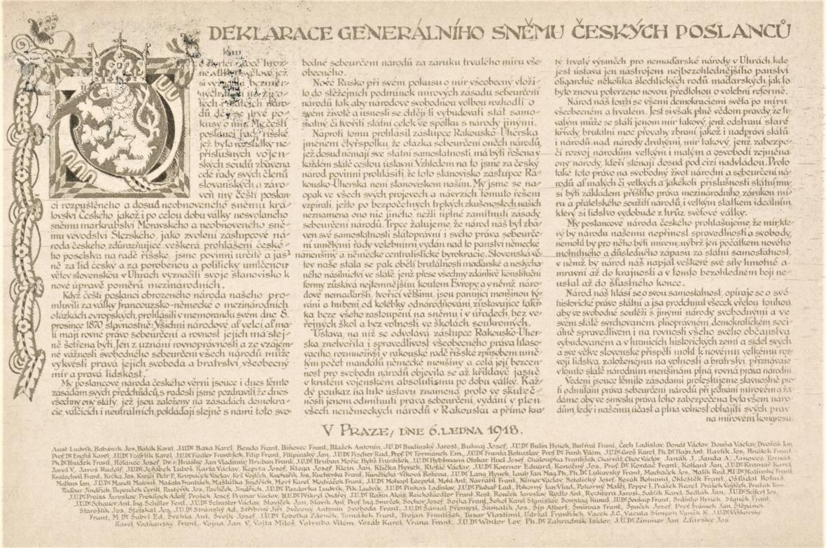 Tříkrálová deklarace