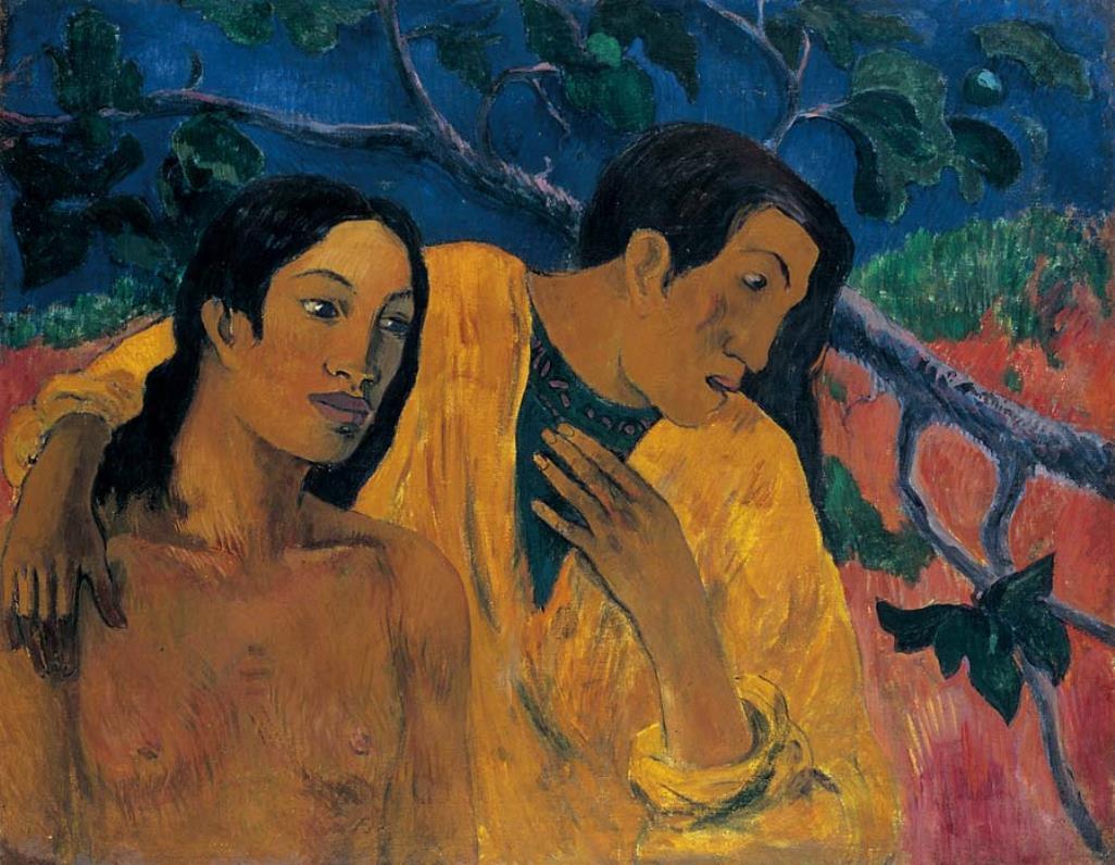 Paul Gauguin, Útěk, 1902