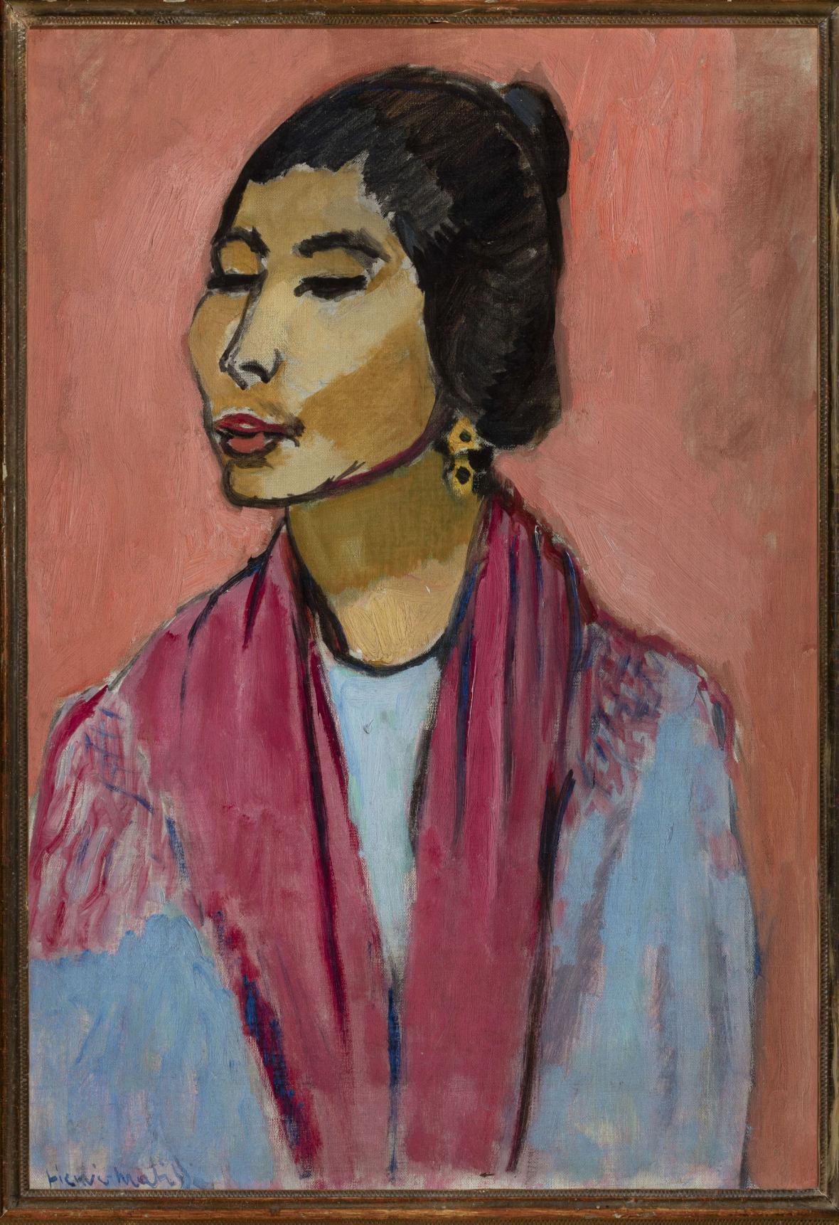 Henri Matisse, Joaquina, 1911