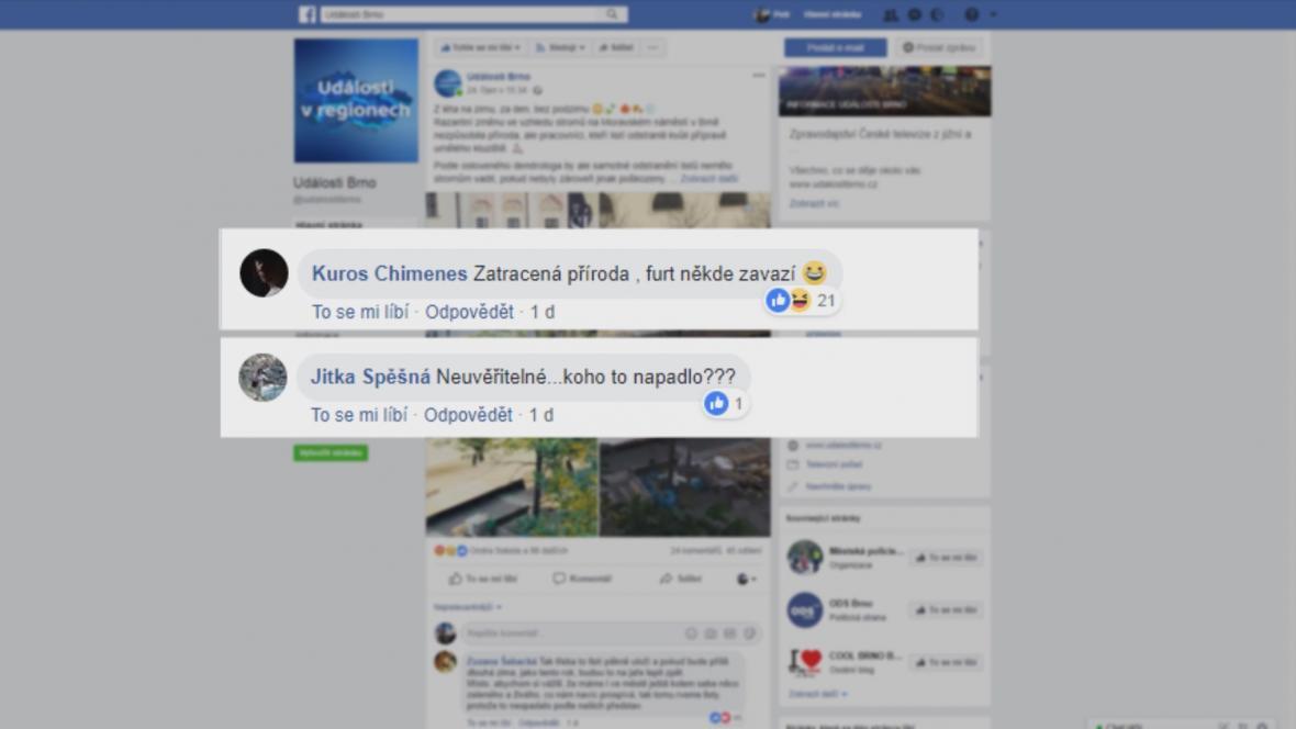 Neobvyklý postup sklidil na sociálních sítích kritiku