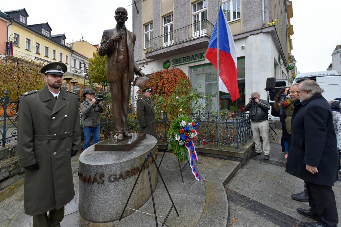 100. výročí založení Československa