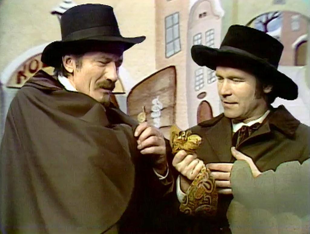 Štědrý den bratří Mánesů (1981)