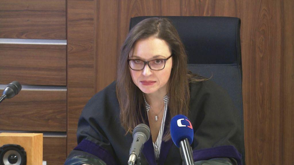 Soudkyně Kateřina Radkovská