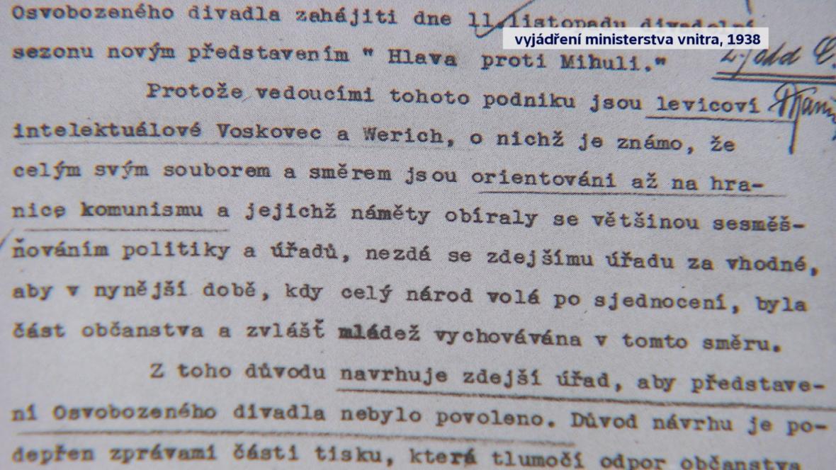 Zákaz hry Hlava proti mihuli (1938)