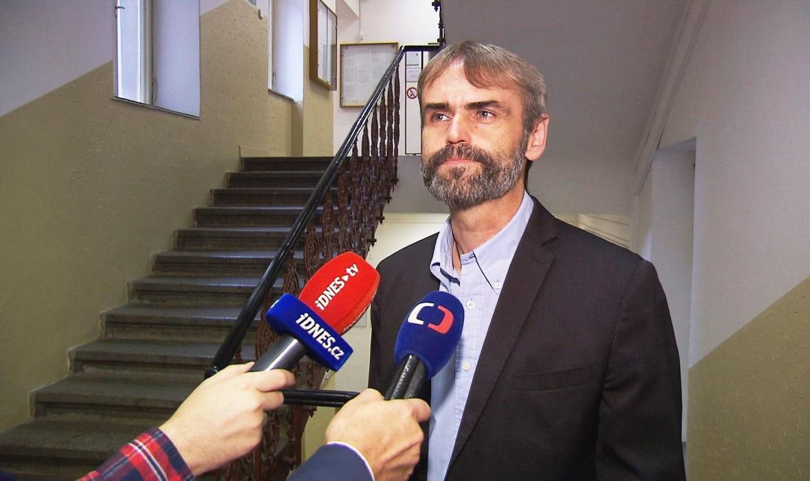 Bývalý šéf ÚOOZ Robert Šlachta