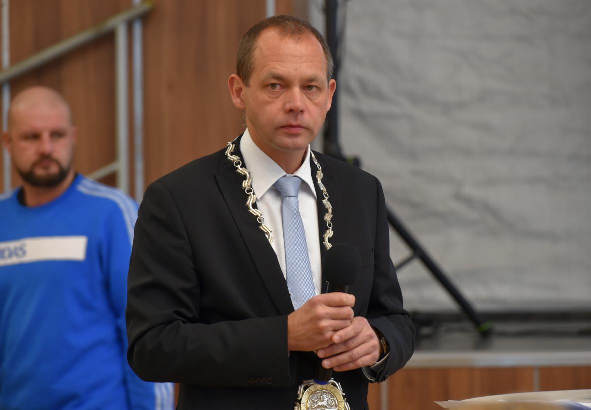 Odstupující primátor Karlových Varů Petr Kulhánek