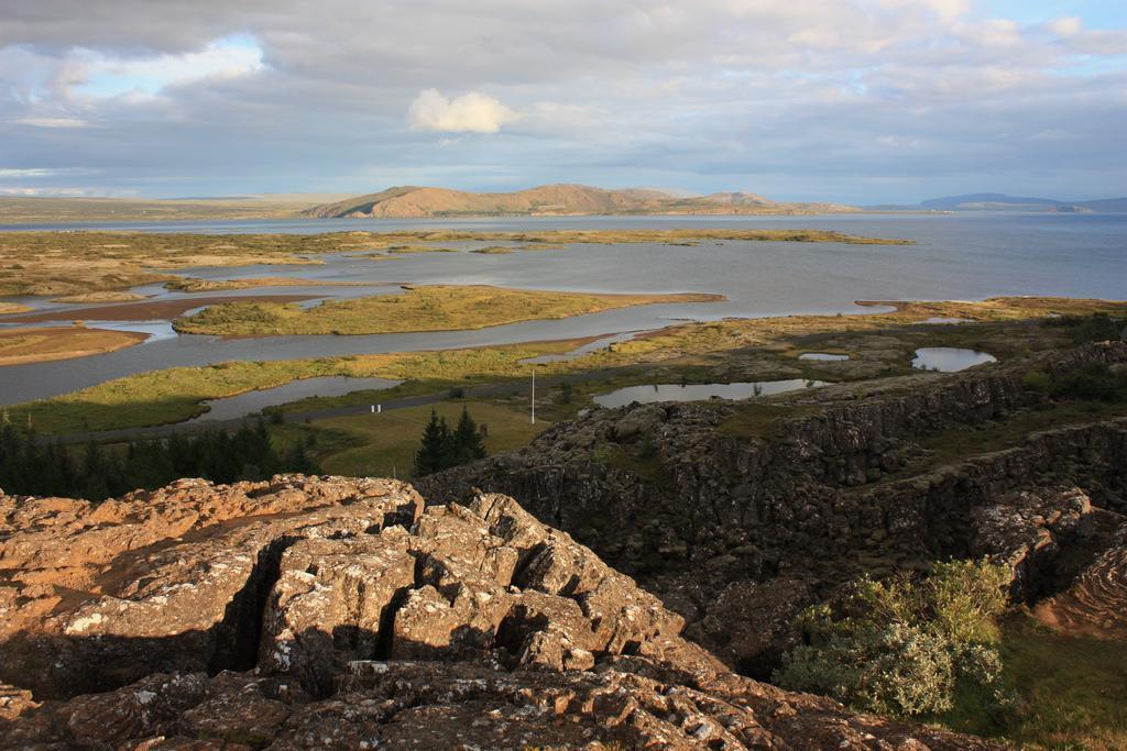 Sněmovní pláň Þingvellir