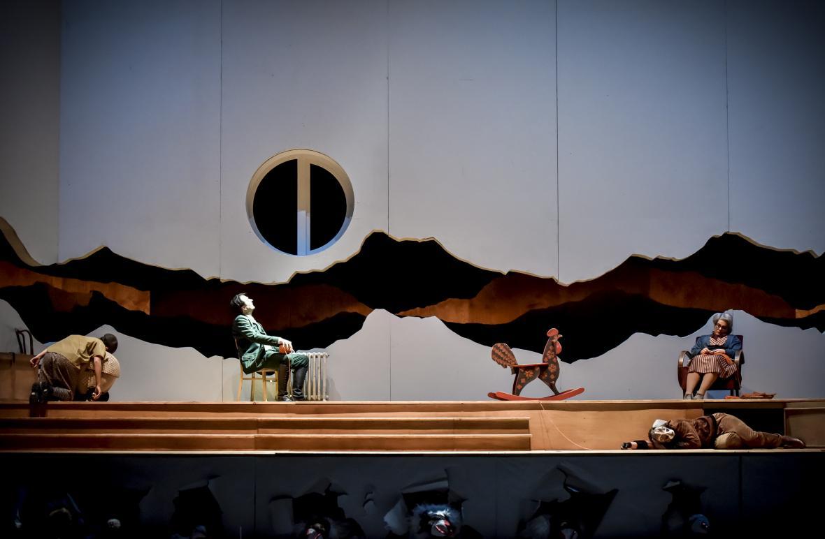 Příhody lišky Bystroušky v Janáčkově divadle v Brně