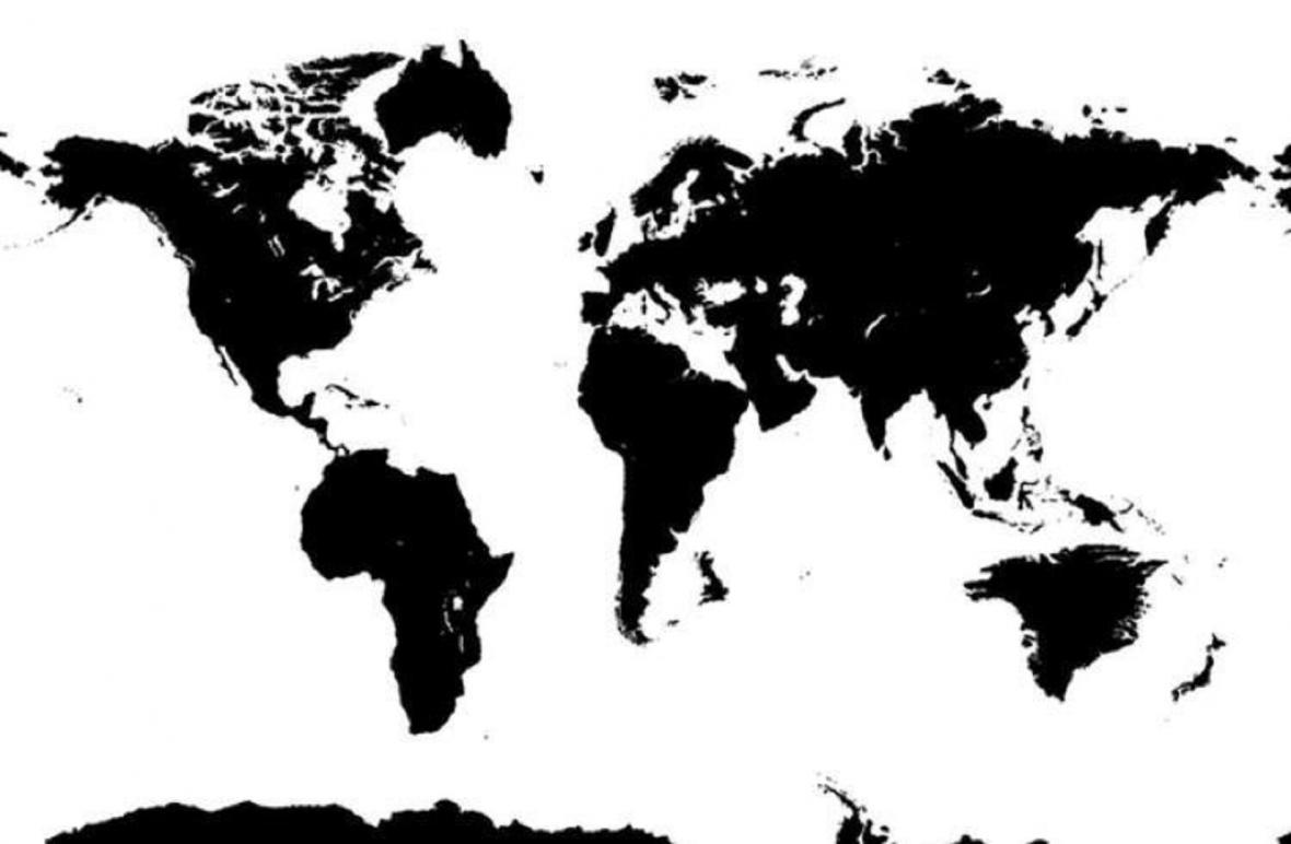Popletená mapa