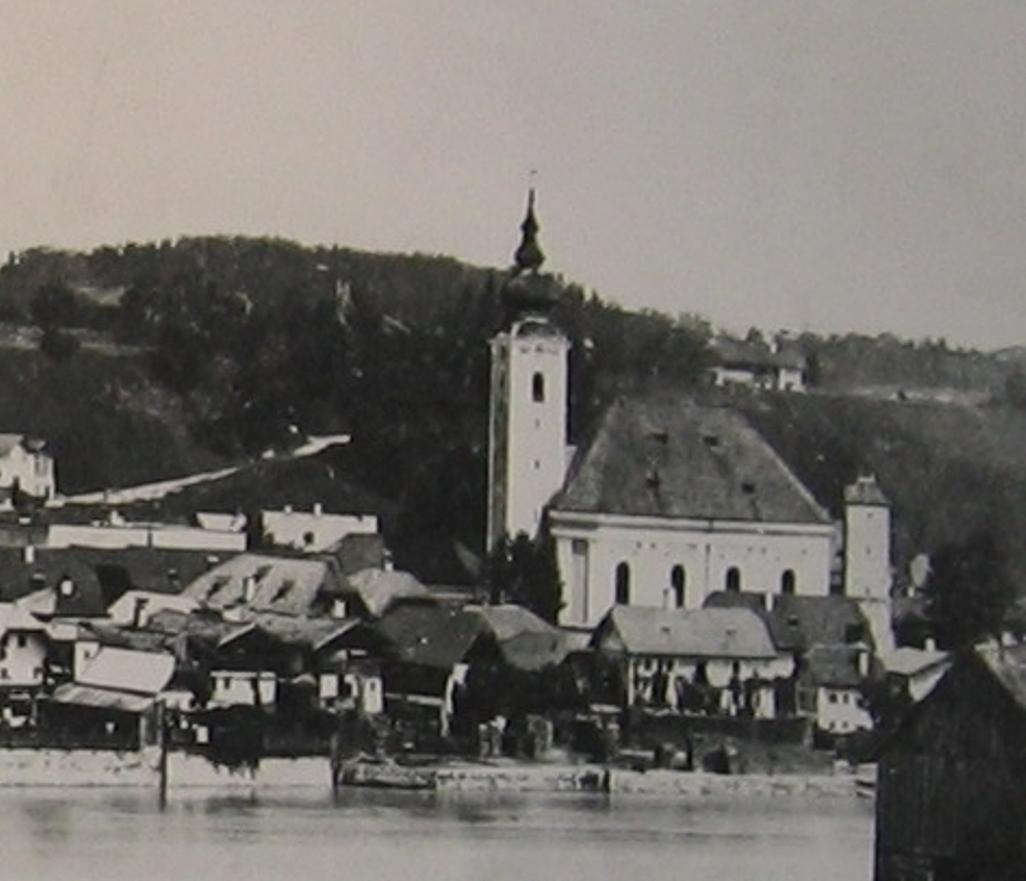 Kostel sv. Mikuláše v Obernsdorfu