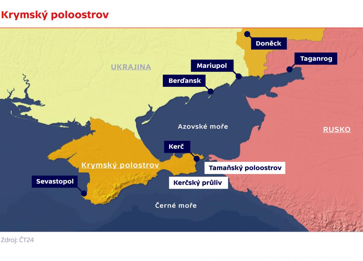 Krymský polostrov